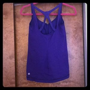 Lulu Lemon athletic top